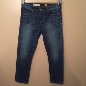 Anthropologie Pilcro Hyphen Boyfriend Jeans 28
